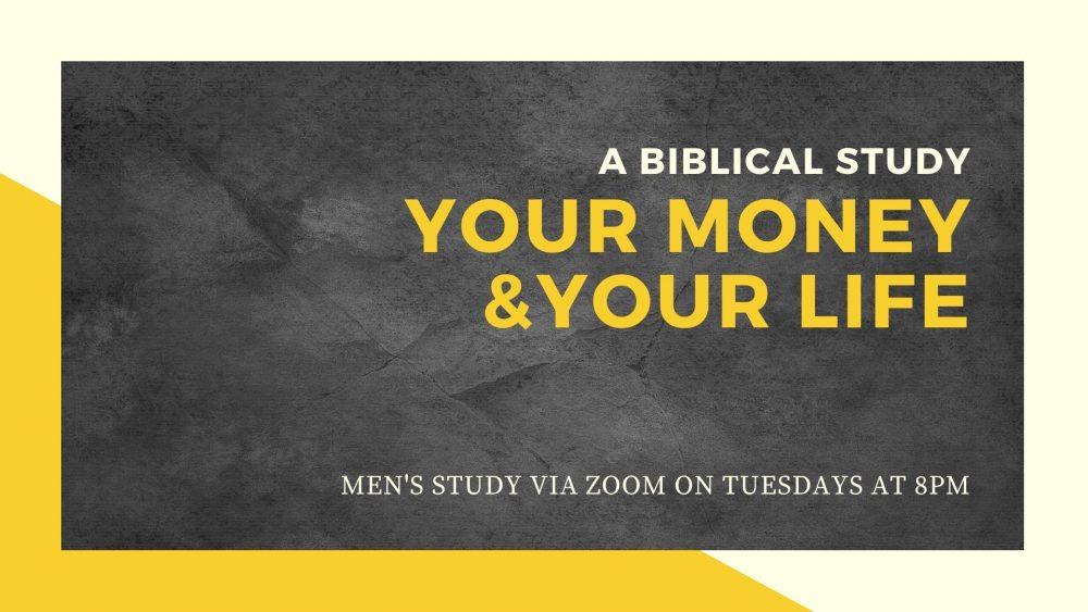 Men's Tuesday Night Bible Study